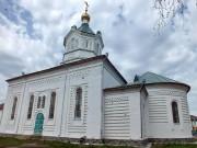 Месягутово. Пророко-Ильинский мужской монастырь. Церковь Илии Пророка