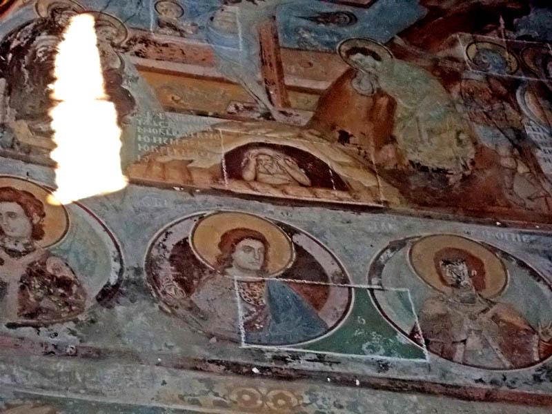 Монастырь Трескавец. Церковь Успения Пресвятой Богородицы, Прилеп