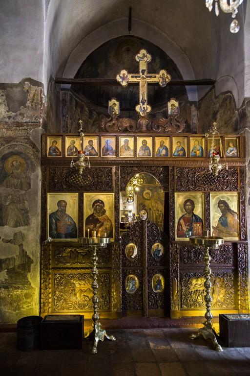 Церковь Иоанна Богослова в Канео, Охрид