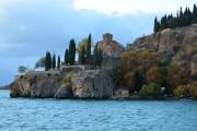 Церковь Иоанна Богослова в Канео - Охрид - Северная Македония - Прочие страны