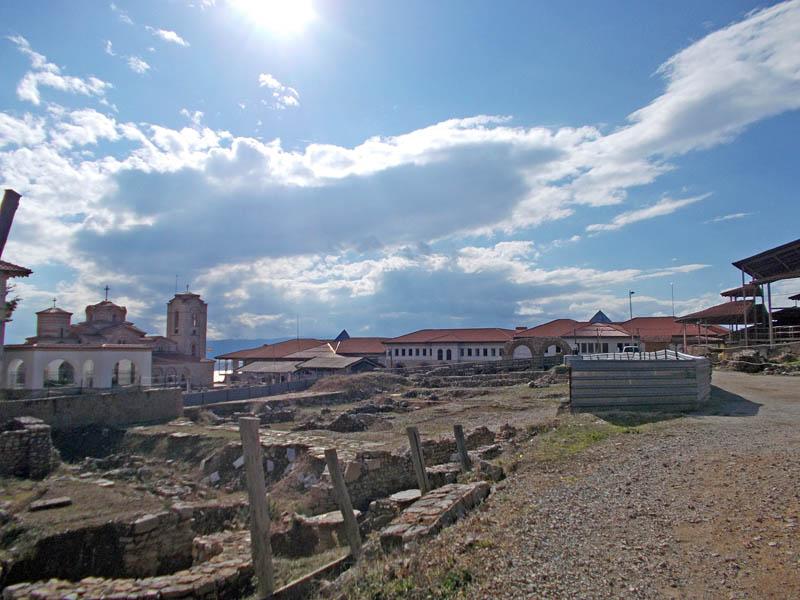 Климентовский монастырь, Охрид