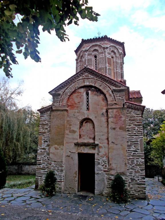 Успенский монастырь. Церковь Успения Пресвятой Богородицы, Долна-Матка