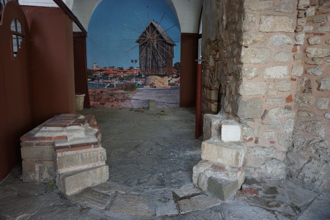 Церковь Климента Охридского, Несебыр