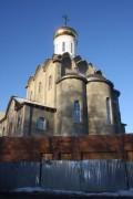 Церковь Новомучеников и исповедников Российских - Поведники - Мытищинский район, г. Долгопрудный - Московская область