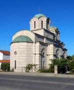 Тиват. Саввы Сербского, церковь