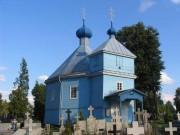 Кладбищенская церковь Троицы Живоначальной - Бельск-Подляски - Подляское воеводство - Польша