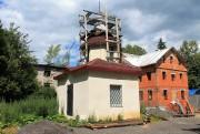 Кубинка-10. Неизвестная (строящаяся) церковь