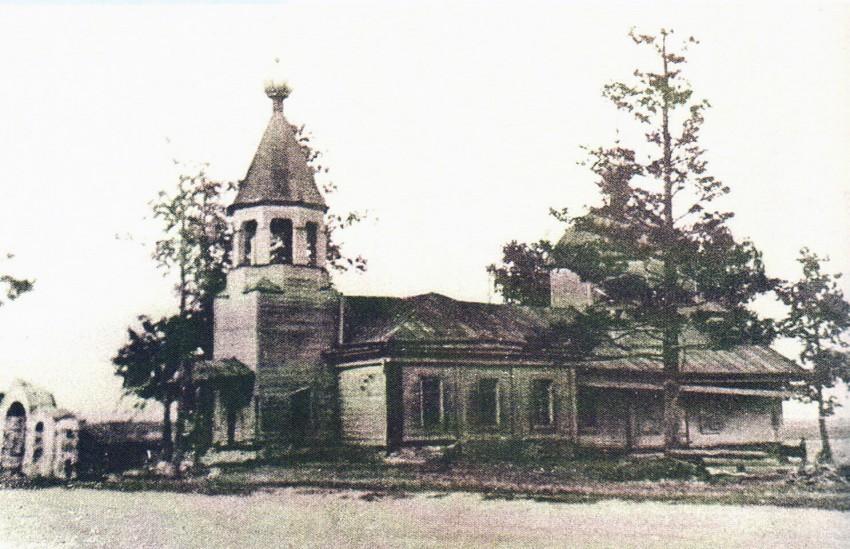 Церковь Введения во храм Пресвятой Богородицы в Девликеево (старая), Мирный