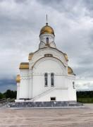 Реж. Николая Чудотворца на Никольском кладбище, церковь