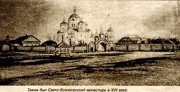 Борколабовский Вознесенский женский монастырь - Борколабово - Быховский район - Беларусь, Могилёвская область