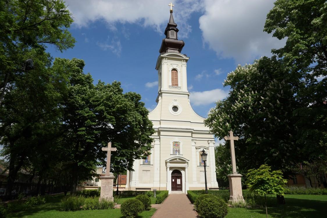 Церковь Вознесения Господня, Суботица