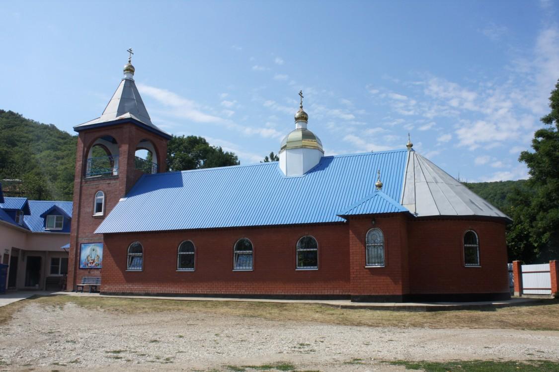 Церковь Андрея Первозванного, Новомихайловский
