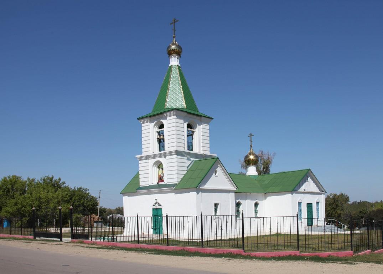 Церковь Николая Чудотворца, Тубянский