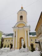 Советский район. Крестовоздвиженский монастырь. Колокольня