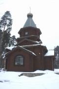 Церковь Сергия Радонежского - Молодая Гвардия - Ленинский район - Московская область