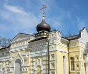 Церковь Собора Иоанна Предтечи в Переделкине - Москва - Западный административный округ (ЗАО) - г. Москва