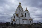 Степной. Луки (Войно-Ясенецкого) (строящаяся), церковь