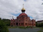 Белорецк. Николая Чудотворца (строящийся), собор