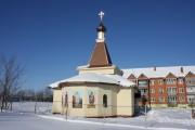 Церковь Александра Невского (строящаяся) - Ново-Синьково - Дмитровский район - Московская область