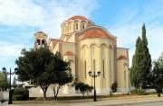 Церковь Димитрия Солунского (новая) - Паралимни - Фамагуста - Кипр