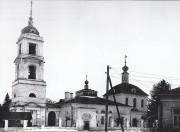 Церковь Вознесения Господня (старая) - Звенигород - Одинцовский район, г. Звенигород - Московская область