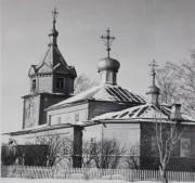 Церковь Троицы Живоначальной - Новоникольское - Шаховской район - Московская область
