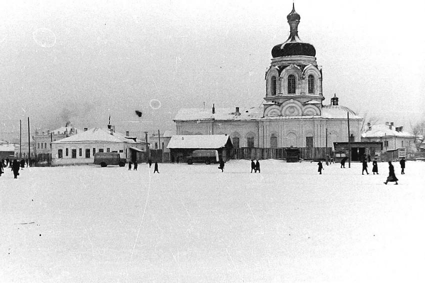 Церковь Александра Невского, Камышлов