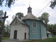 Церковь Усекновения Главы Иоанна Предтечи - Шчиты-Дзенцёлово - Подляское воеводство - Польша