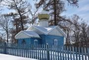 Неизвестная кладбищенская часовня - Кирябинское - Учалинский район - Республика Башкортостан