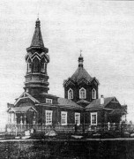 Церковь Николая Чудотворца - Усть-Луга (Краколье) - Кингисеппский район - Ленинградская область