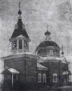Церковь Николая Чудотворца - Толмачевское - Новосибирский район - Новосибирская область