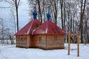 Церковь Сретения Господня - Рдейская пустынь - Холмский район - Новгородская область