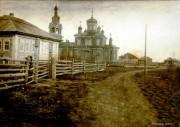 Церковь Спаса Всемилостивого - Парабель - Парабельский район - Томская область