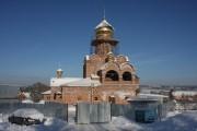Церковь Воскресения Христова (строящаяся) - Москва - Троицкий административный округ (ТАО) - г. Москва