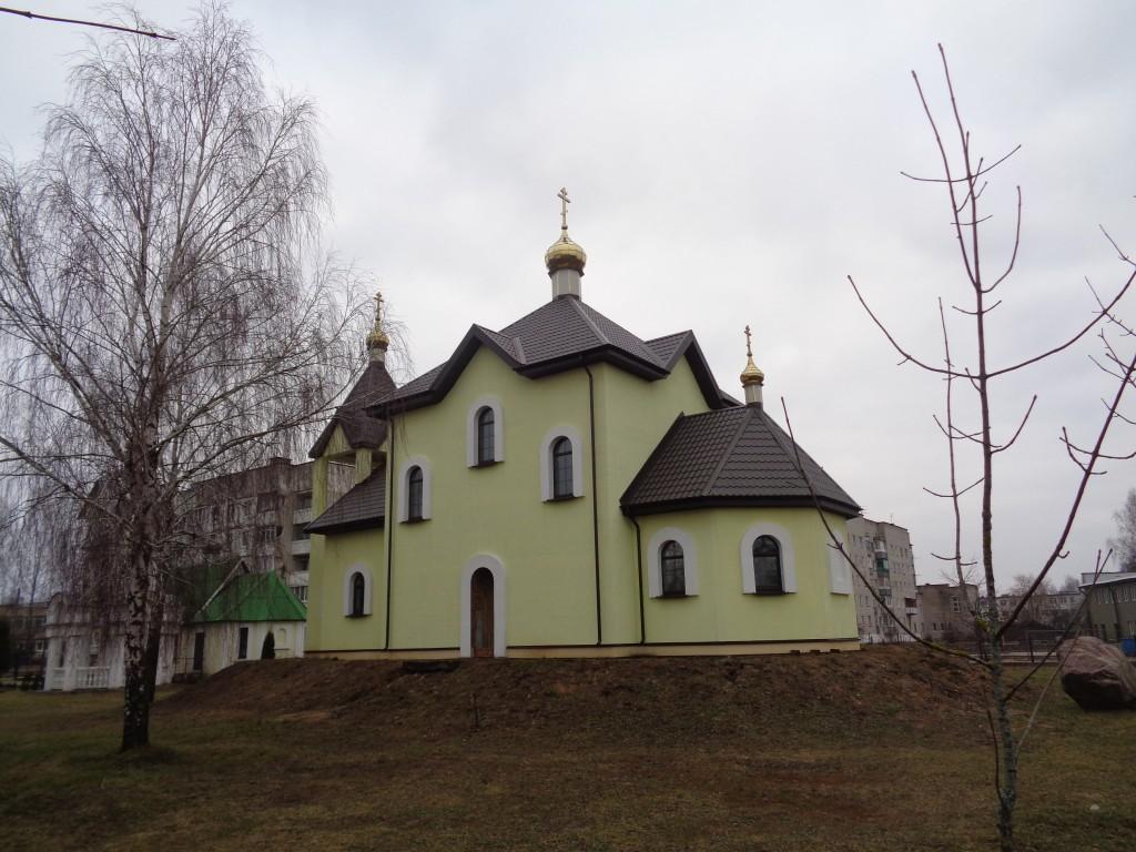 Церковь Николая Чудотворца, Энергетиков