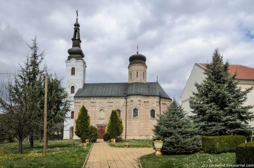 Монастырь Рождества Пресвятой Богородицы, Шишатовац