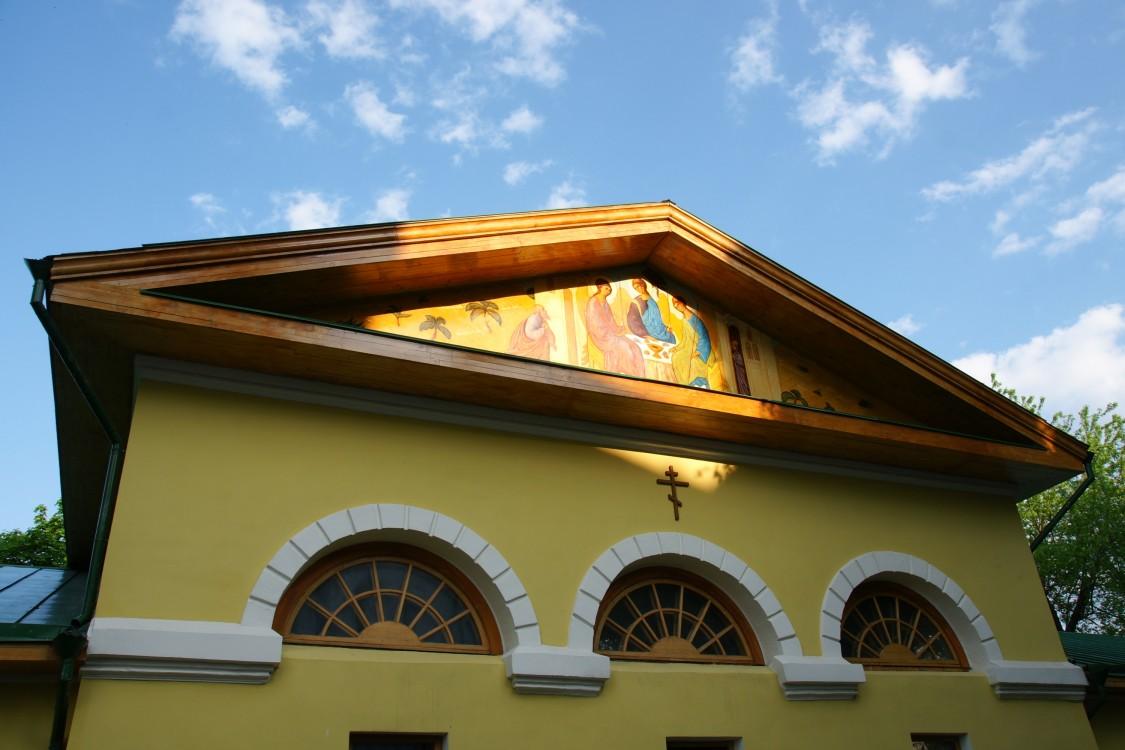 Киевский Кирилловский монастырь. Церковь Василия Великого, Киев