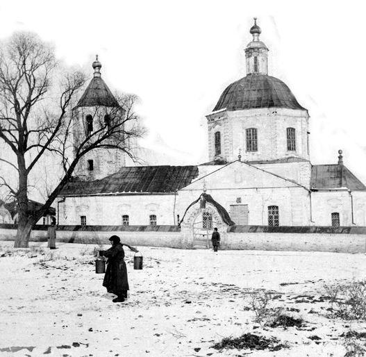 Церковь Николая Чудотворца, Аржановская