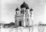 Каслинский монастырь. Церковь Казанской иконы Божией Матери - Касли - Каслинский район - Челябинская область