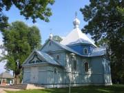 Церковь Анны Праведной - Стары Корнин - Подляское воеводство - Польша