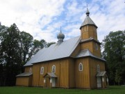 Церковь Иоанна Богослова - Новоберезово - Подляское воеводство - Польша