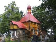 Церковь Кирилла и Мефодия - Беловежа - Подляское воеводство - Польша