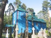 Церковь Онуфрия Великого - Стрыки - Подляское воеводство - Польша