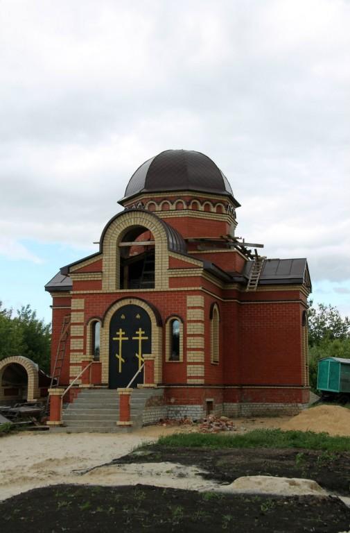 Церковь Воздвижения Креста Господня, Комсомольский