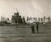 Церковь Троицы Живоначальной - Зигаза - Белорецкий район - Республика Башкортостан