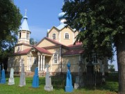 Церковь Иакова Алфеева - Лосинка - Подляское воеводство - Польша