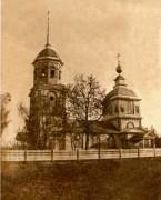 Церковь Николая Чудотворца - Вялсы - Сасовский район и г. Сасово - Рязанская область