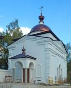 Малоярославец. Спиридона Тримифунтского (строящаяся), церковь