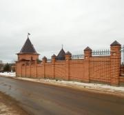 Комлево. Рождества Иоанна Предтечи (новая) (строящаяся), церковь