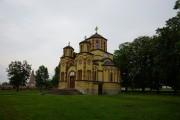 Сомборский Стефановский монастырь - Сомбор - АК Воеводина, Западно-Бачский округ - Сербия